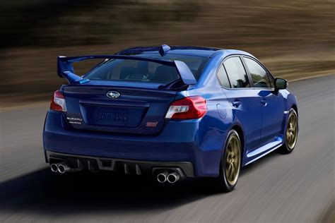 subaru car 2015 new 2015 subaru wrx sti sports car pictures details