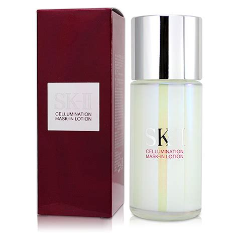 Sk Ii Cellumination Mask In Lotion size sk ii cellumination mask in lotion 100ml
