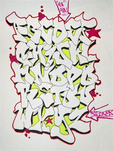 gambar grafiti abjad  sampai  sobgrafiti