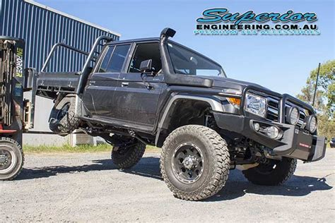 land cruiser conversion coil conversion kit 79 series toyota landcruiser