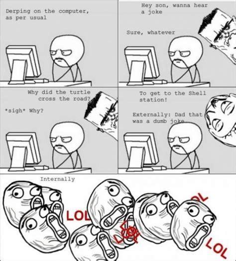 Jokes And Memes - le joke le rage comics