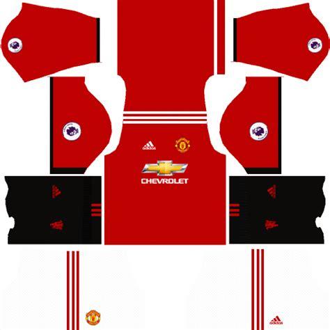 design kit dream league soccer manchester united kits logo url 2017 2018 dream league