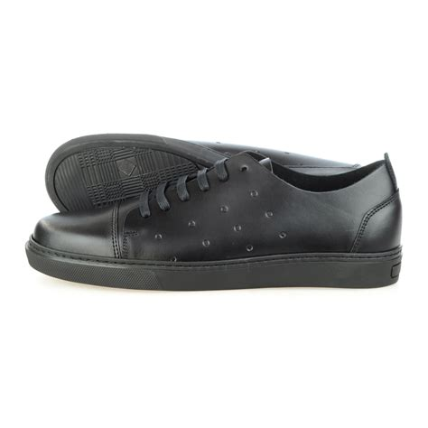 bamba casual shoe black 39 rooster league touch of modern