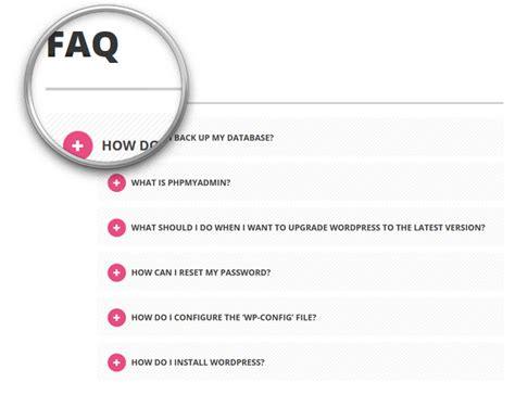 faq template faq template globaltech awesome knowledge base