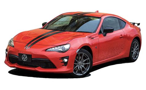 toyota coupe toyota adds a bit of spice to special edition 860 coupe