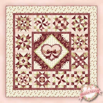 the shabby a quilting blog by shabby fabrics our newest block of the month programs