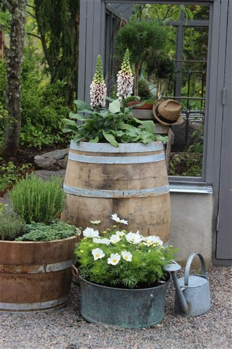 Rustic Backyard by Rustic Flower Gardens 17 Landscaping Ideas Houz Buzz