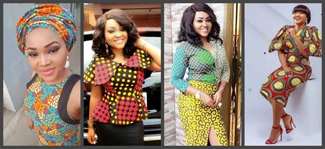mercy aigbe with ankara styles here are the latest mercy aigbe ankara styles with photos