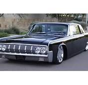 Custom 1964 Lincoln Continental  EBay Motors Blog