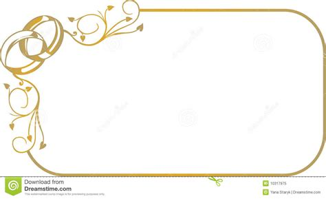 Wedding Clipart Borders by Wedding Frame Clipart 101 Clip