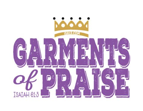 Clothing Giveaways - garments of praise