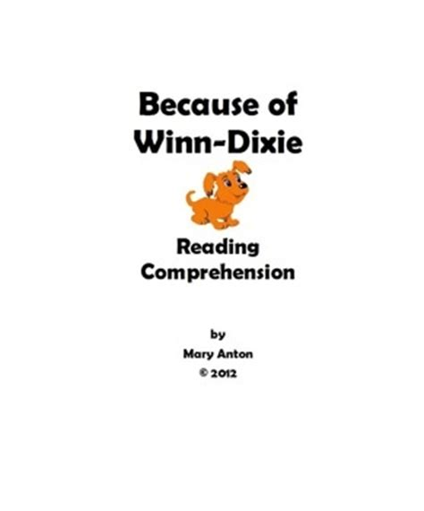 winn dixie book report because of winn dixie book report hurry this offer ends