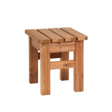 wooden garden furniture prowood made of thermowood stool zk3