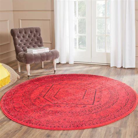 4 foot rugs safavieh adirondack black 4 ft x 4 ft area rug