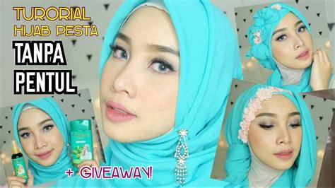 tutorial hijab wisuda tanpa ninja 3 hijab tutorial pesta wisuda prom tanpa pentul tips