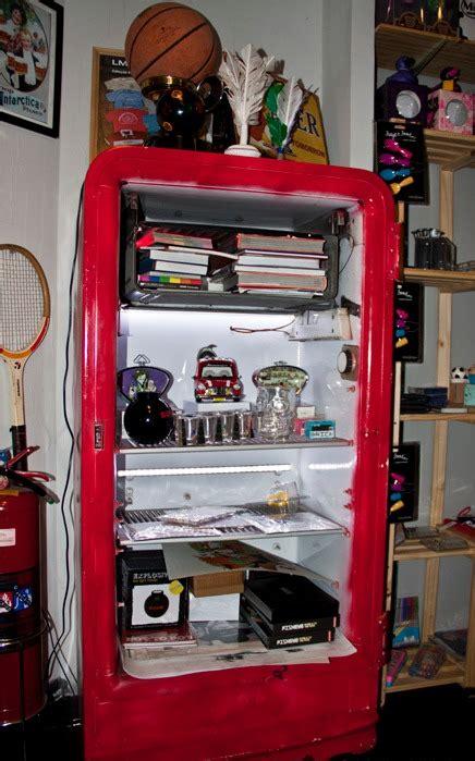 recycle  refrigerator  piece