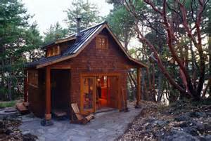 refined woodland cabin this 400 square foot cabin with a