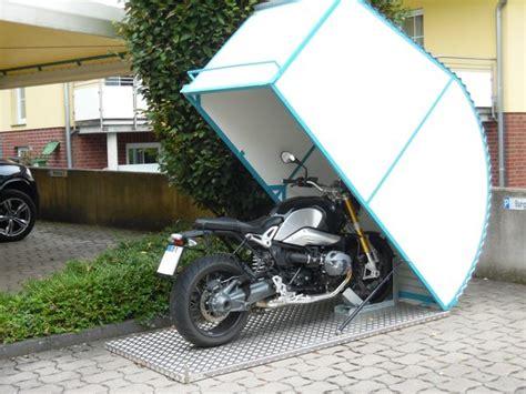 Garage F R Motorrad Selber Bauen by Der Rintelner 187 Geniale Erfindung Universalgarage F 252 R