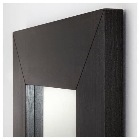 ikea mirror mongstad mirror black brown 94x190 cm ikea