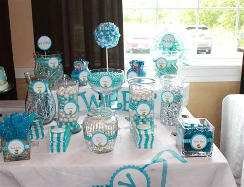 Little Boy Bathroom Ideas by Blue White And Ducks Baby Shower Quot Daniella S Baby