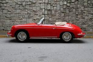 Porsche Roadster 1960 1960 Porsche 356 Roadster