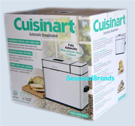 bread maker recipe book ebay cuisinart bread dough maker machine breadmaker recipe ebay