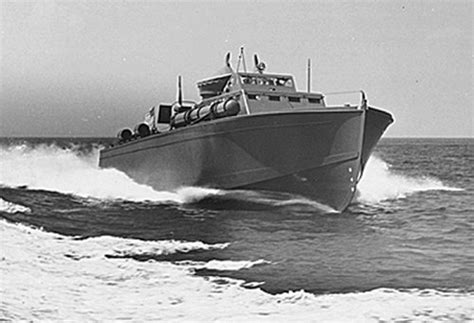 pt boat action reports hyperwar pt 97