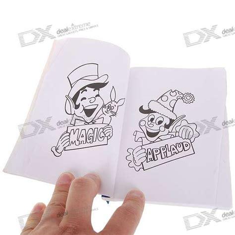 coloring book magic trick magic trick joke magic coloring book free