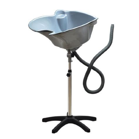 portable hair washing sink a look at portable shoo sinks with sprayers