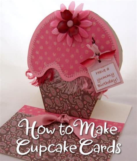 cupcake cards to make cupcake origami crafts hubpages