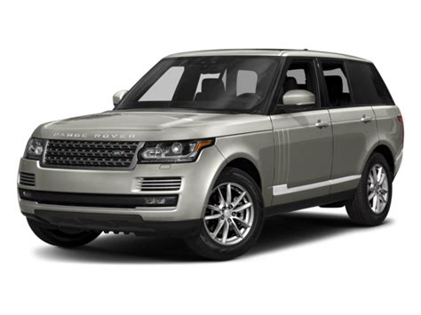 range rover model history new 2017 land rover range rover prices nadaguides