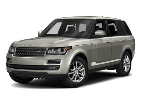 range rover price 2017 2017 land rover range rover prices nadaguides