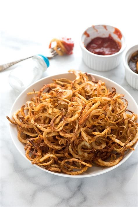 printable spiralizer recipes spiralizer spicy baked curly fries recipe boulder locavore