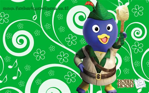 Image - Robin Hood The Clean.png | The Backyardigans Wiki ...