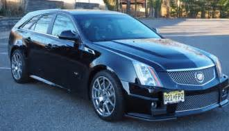 Cadillac Wagon Cts V Cts V Sport Wagon Gm Authority