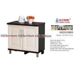 Kitchen Set Atas Sudut Kas014181 Seri Venesia Olympic kitchen set olympic mutiara agen termurah hargafurnitureonline