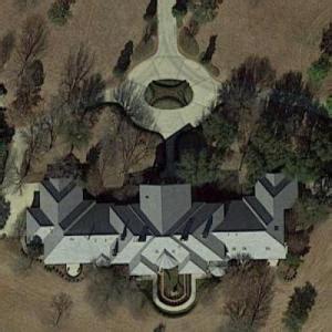 kenneth copeland house kenneth copeland s house in newark tx virtual globetrotting