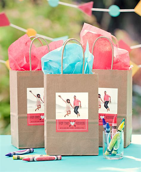 goody bag ideas kid wedding favor wedding favors goodie bags and