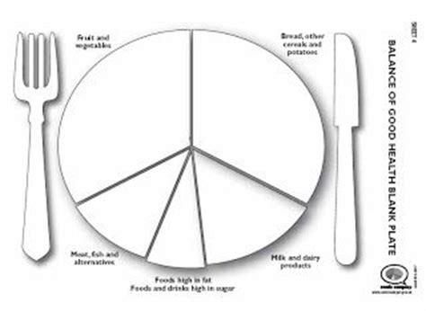 diet plate template blank food plate template stop and take a look at this