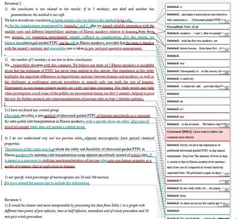 Response Letter To The Editor Sle Sci论文审稿意见回复信修改范例 模板 美国letpub Sci论文编辑