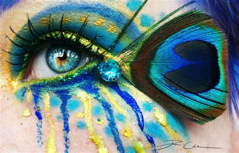 15 extraordinary eye art designs to inspire your creativity