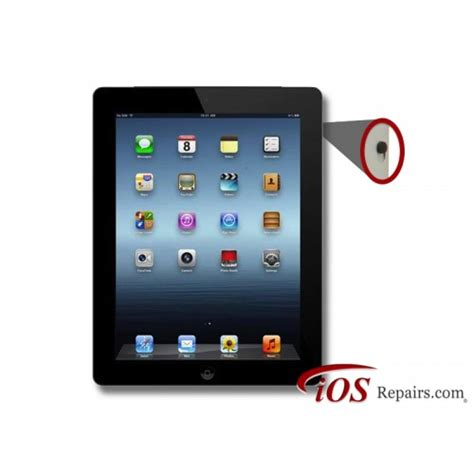 add pin it button to ipad 3 ipad 3 mute button