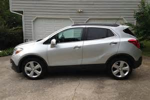 Buick Encore 2015 Reviews 2015 Buick Encore Real World Review Autotrader