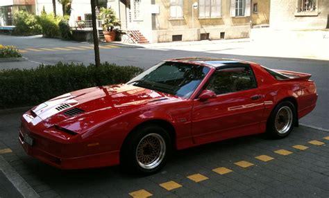 Pontiac Gta Trans Am by File Pontiac Trans Am Gta 5 7l A4 89 Jpg