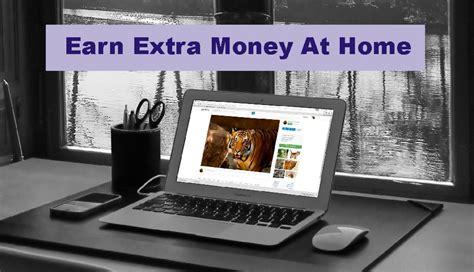 earn money at home what is a webite builder