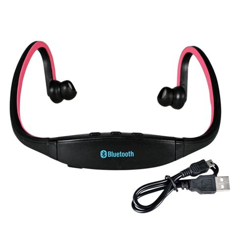 Headset Stereo Earphones For Nokia new stereo wireless bluetooth headphones headset sports