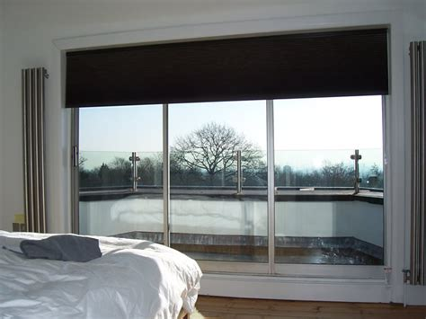 fitted curtains and blinds blackout luxaflex duette blind fitted in hstead north
