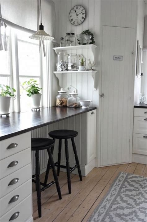 30 Remarkable Breakfast Bar Ideas For Small Kitchens | 30 remarkable breakfast bar ideas for small kitchens