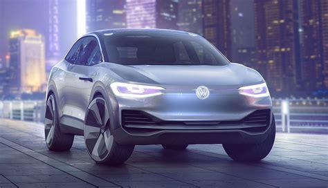 Volkswagen I D Crozz 2020 by Vw Elektroauto I D Crozz Kommt 2020 Bilder