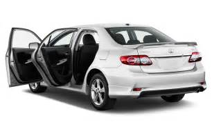 Toyota Corolla Retail Price 2011 Toyota Corolla Reviews And Rating Motor Trend